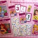 Disney Princess Learning Activity Box Set