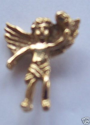 Football Guardian Angel Pin
