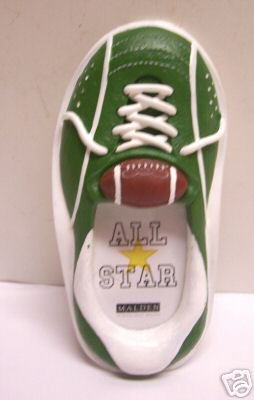 Resin Football Shoe Picture Frame by Malden