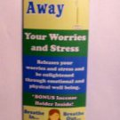 Burn Away Your Worries and stress Incense sticks burner