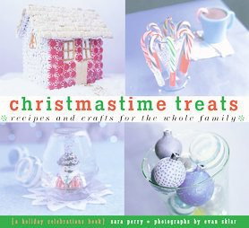 Christmas time Treats recipes and crafts book