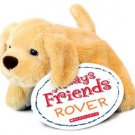 Rover Always Friends Dog Plush Book