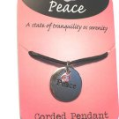 Peace Expression Pendent Necklace with meaning