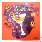 Manhattan Wall Plaque tile sign Cocktails