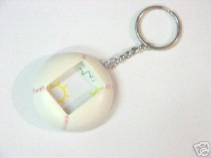 Baseball Keychain Resin Picture frame