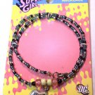 Super Girl Beaded Necklace