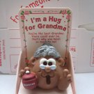 Im a hug for Grandma Poem special way to say you care