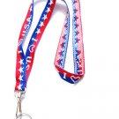 I love USA Lanyard Patriotic