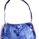 Childs blue denim handbag Purse