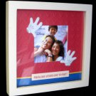 """Disney """"Smiling ear to ear"""" Picture frame Hallmark"""