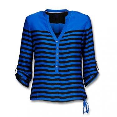 Striped blouse Shirt Top TunicFromelitsav
