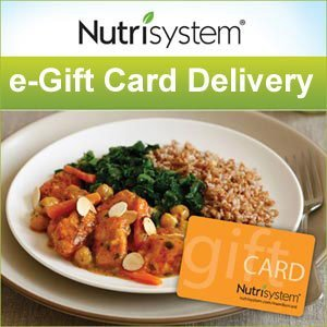 $100 Nutrisystem Success e-Gift Card