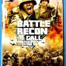 Battle Recon The Call to Duty DVD