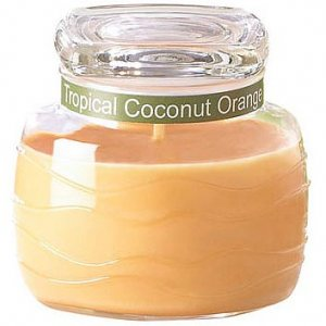 Coconut Orange Candle