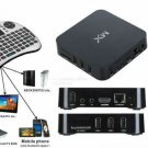 New MX Android TV Box 4.2.2 Dual Core Smart XBMC Media Player Network Streamer + Keyboard