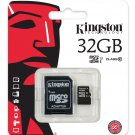 Kingston 32GB Class 10 Micro SD Card For Mobile ( RETAIL PACK )