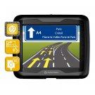 "Navman Sat Nav Mio F360 3.5"" GPS UK & Western Europe Maps Satnav"