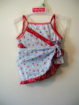 KRU swimsuit 6-9m