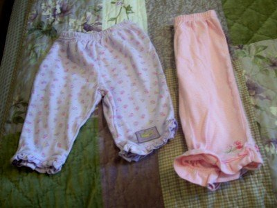 Carter's pants lot - 9m