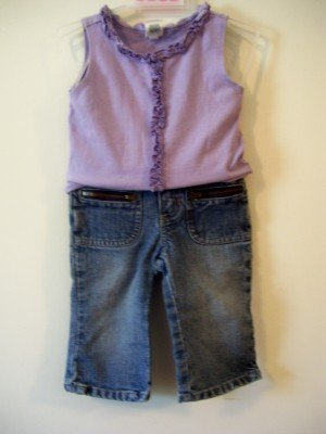 Gap/ Old Navy outfit size 12-18 m
