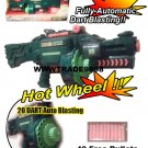 Flully Automatic Drat Blasting Hot Wheel Gun