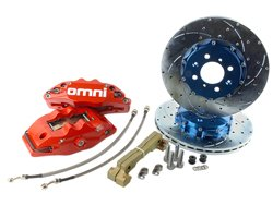 Omni Power 4-Piston Big Brake Kit