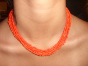 Hand Loomed Necklace Collection 2