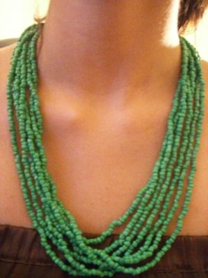 Hand Loomed Necklace Collection 6