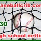 Batting cage 10x10x45 #30 High school adult indoor outdoor baseball softball netting