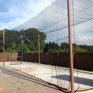 Batting cage 12x14x60 #21 Backyard indoor outdoor baseball softball netting