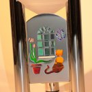 KNC Cat Silhouette Aromatherapy Burner