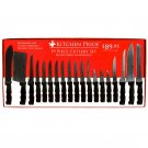 19 Piece Cutlery Set by Kitchen Pride