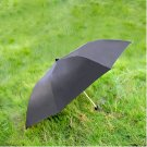 "41"" Black Compact Auto Umbrella"