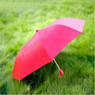 "41"" Red Compact Auto Umbrella"