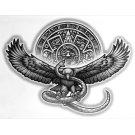 "OG Abel Realistic Temporary Tattoo , ""Eagle Calendar"""