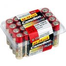 24 Pack AA Alkaline Long Lasting Batteries