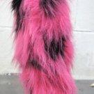 Pink w/ Black Under Spots (sl1030)