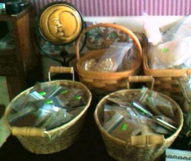 Herbal Samplers