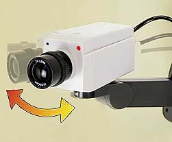 HUBB 2 FAKE SECURITY MOTION CAMERA