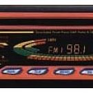 CYCLONE AUDIO DETACHABLE FACE CD RECEIVER