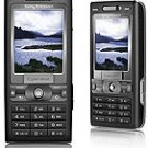 Sony Ericsson K800i (Black / Lite Pack) - Unlocked GSM Phone