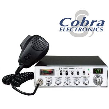 COBRA FULL FEATURED CB RADIO