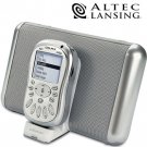 ALTEC LANSING PORTABLE SPEAKER SYSTEM/ DOCKING STATION