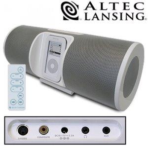 ALTEC LANSING IPOD DOCKING STATION