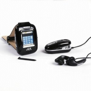 GSM Cell Phone Watch
