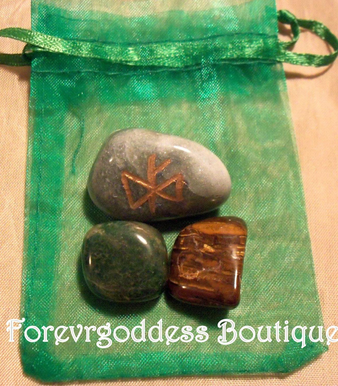Prosperity  Rune/ Crystal kit