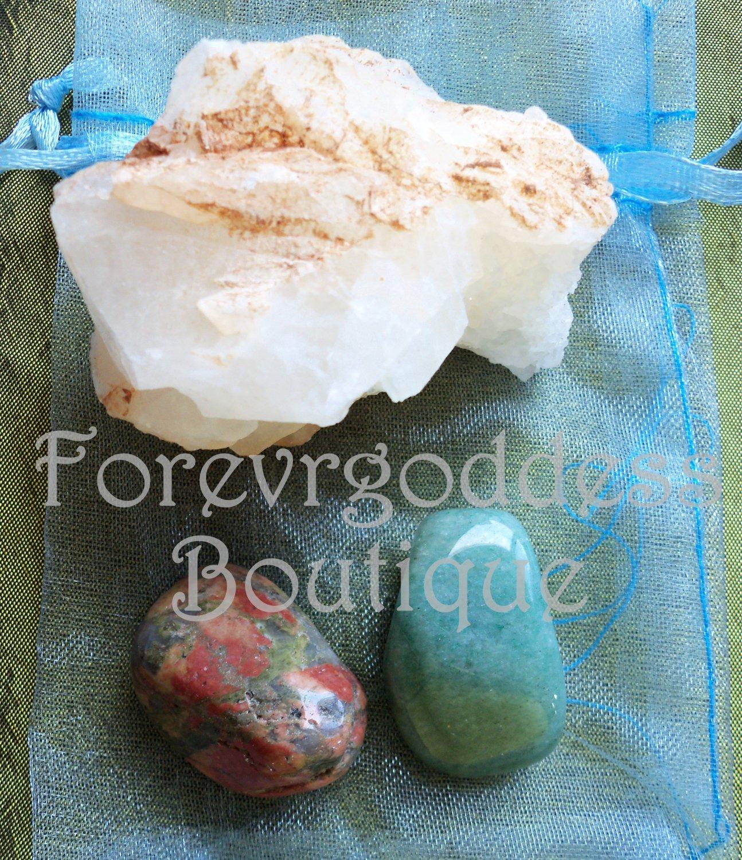 Balancing emotions Crystal kit #03