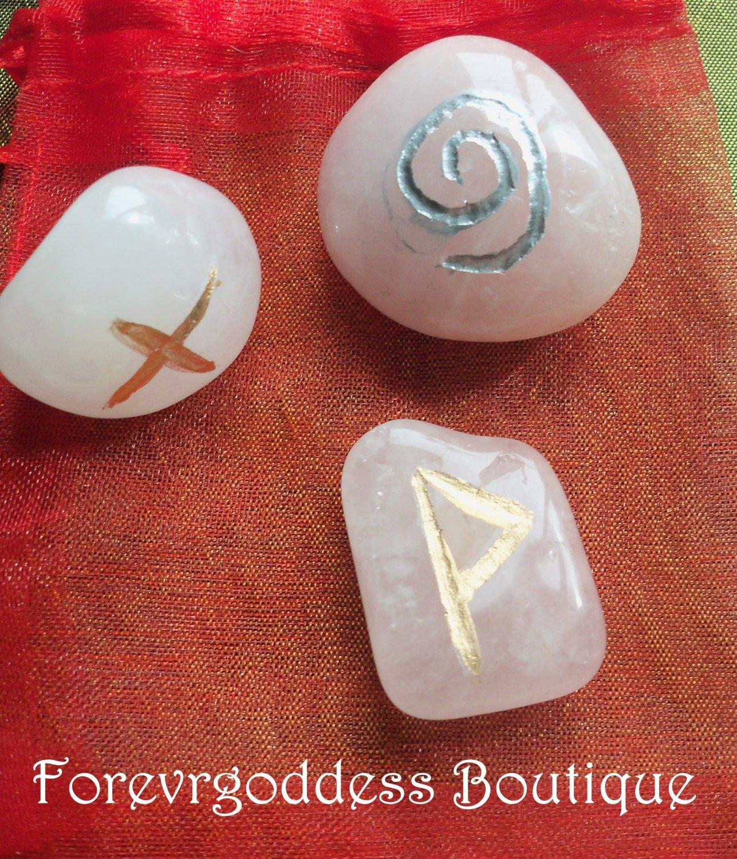 Life, love, joy  bind runes     Item # BRLL  01