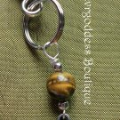Gold tiger eye / Trinity pet pendant