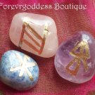 Happy family, joy, peace bind runes #02
